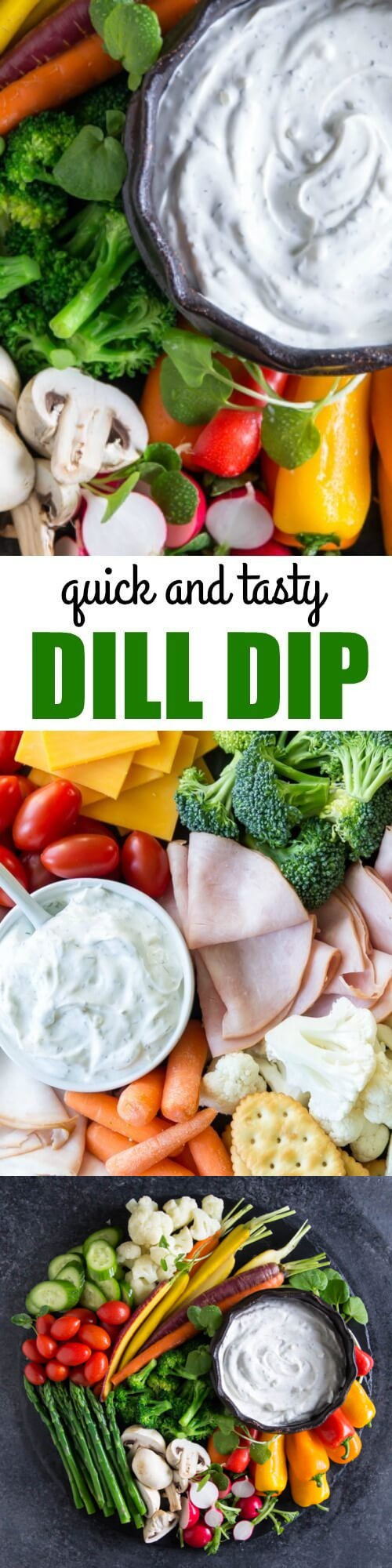 Easy Dill Dip