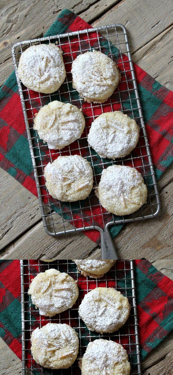 Almond Dream Cookies