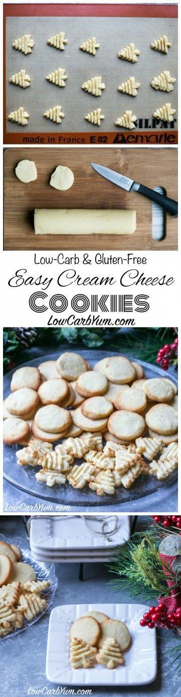 Cream Cheese Cookies - Gluten Free