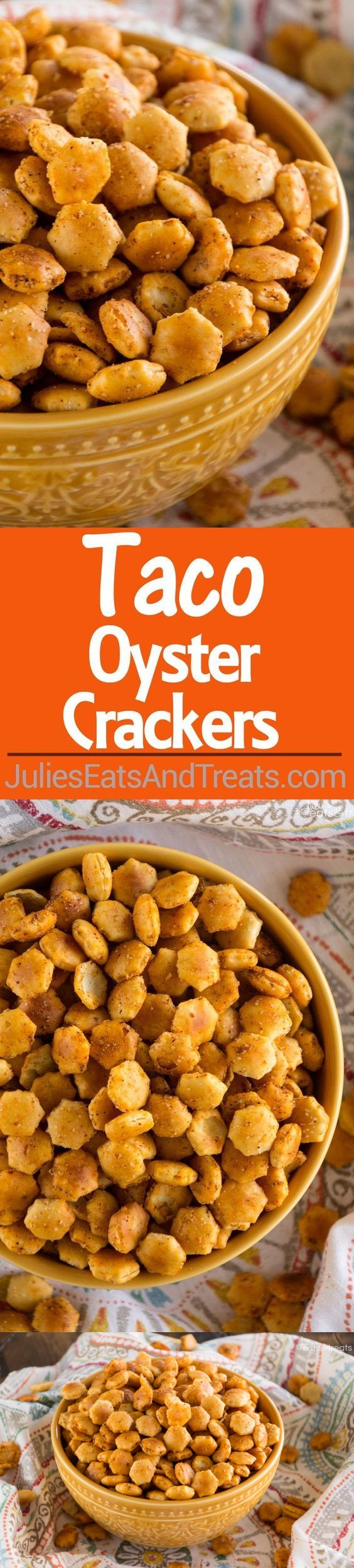 Taco Oyster Crackers