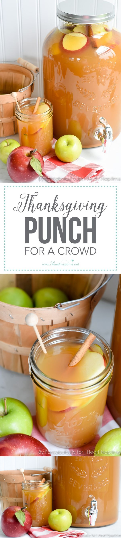 Thanksgiving Punch