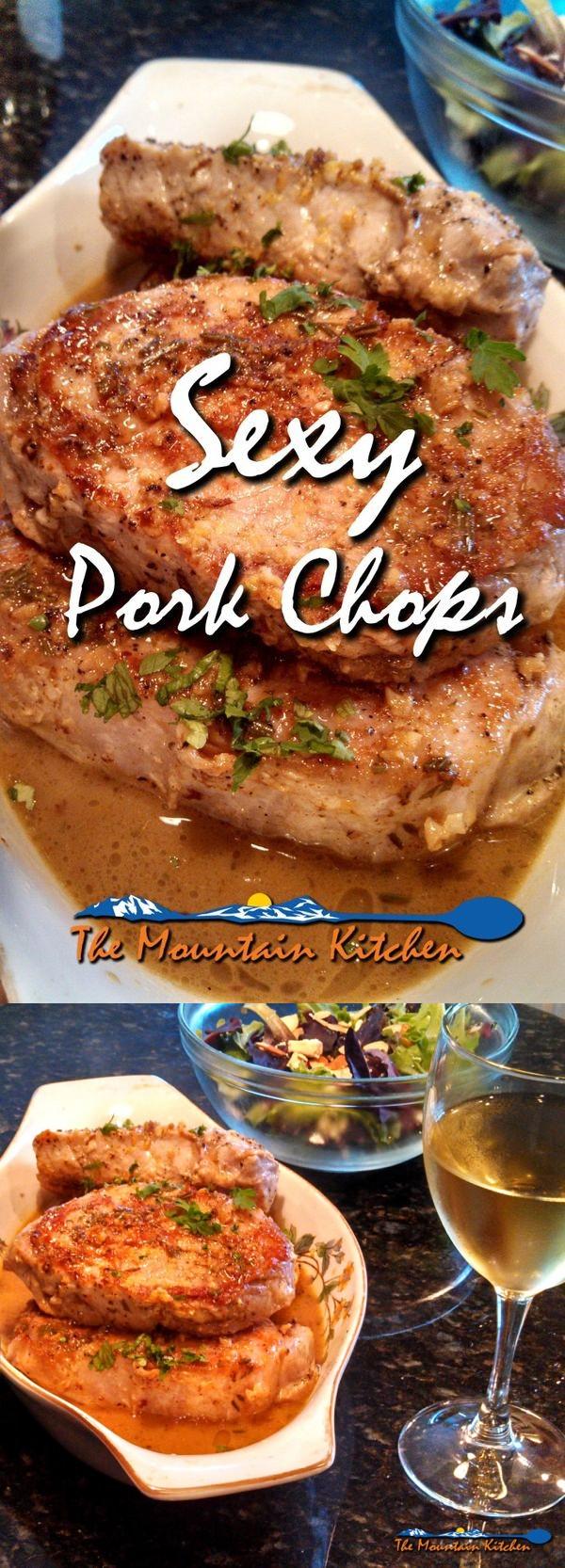 Sexy Pork Chops
