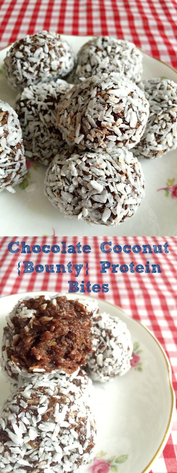 Chocolate Coconut (Bounty Protein Bites