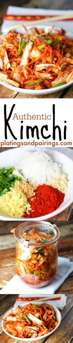 Kimchi (Kimchee