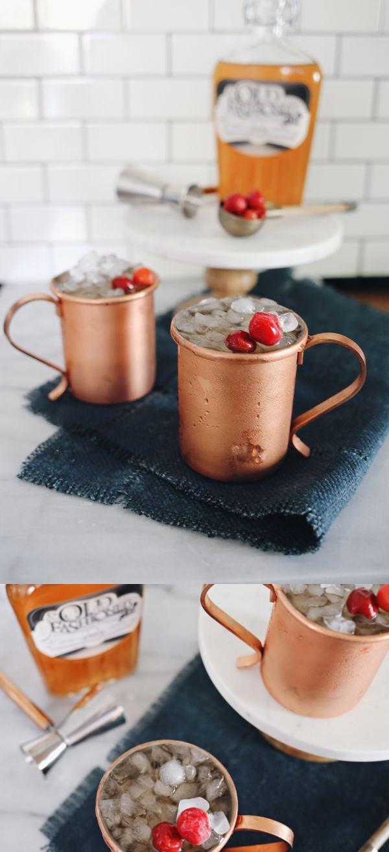 Michigan Mule Cocktail