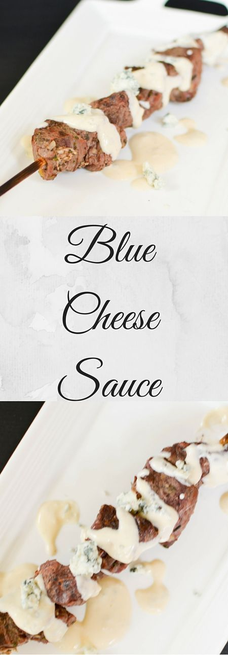 Blue Cheese Sauce for Steak and More