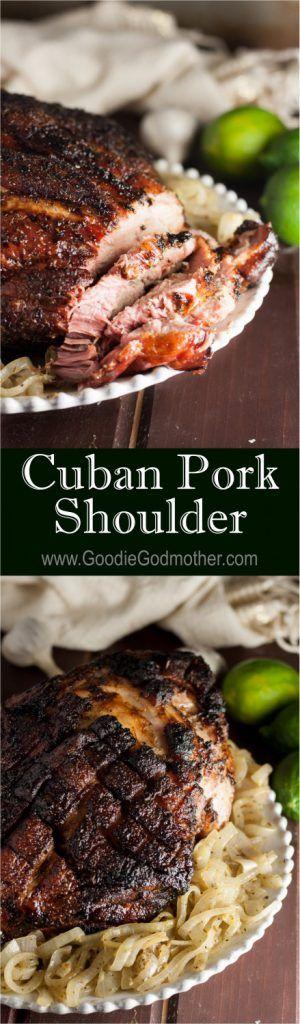 Cuban Pork Shoulder