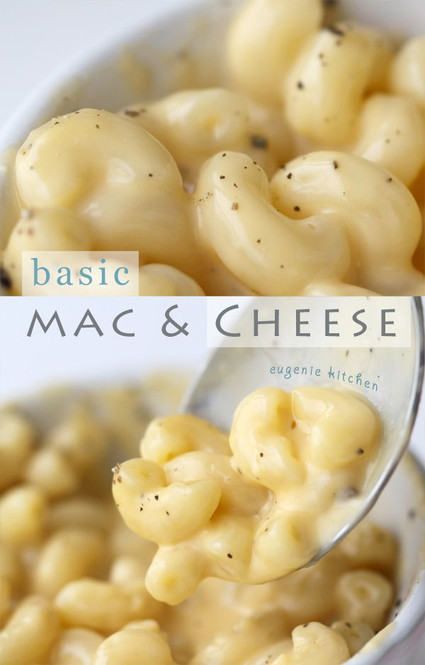 Easy Stove-top Mac And Cheese