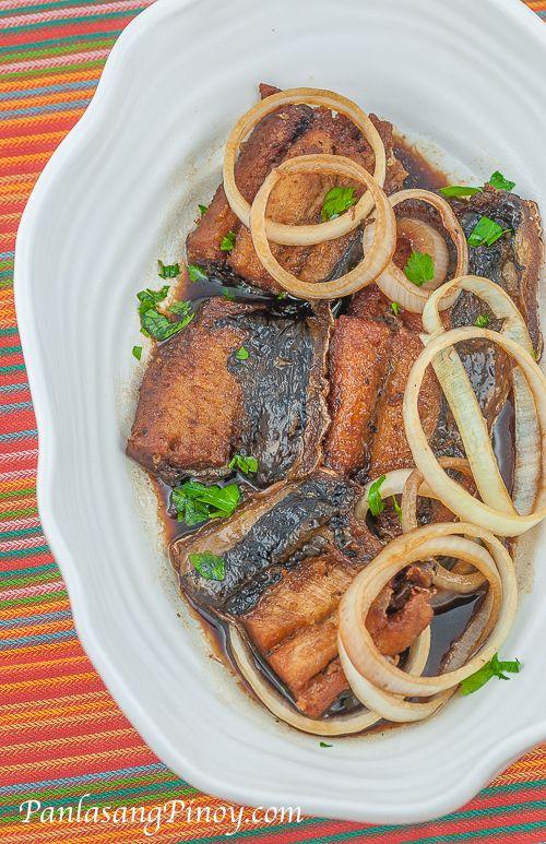 Filipino Fish Steak