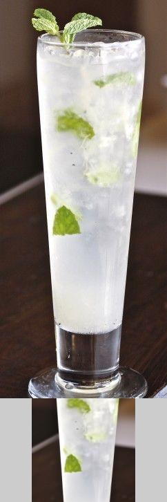 Pear Mint Mojito