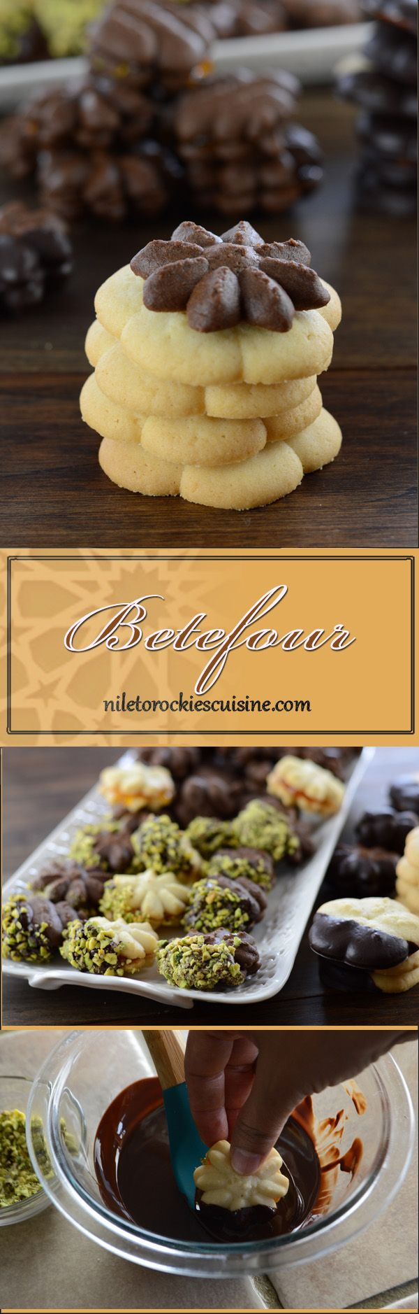 Betefour, Eid cookies
