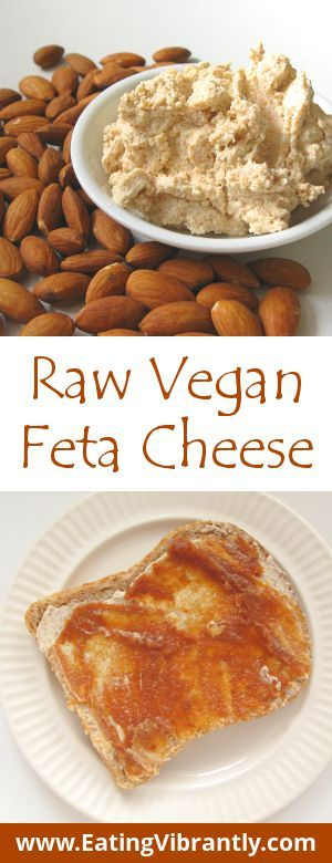 Instant Raw Vegan Feta Cheese