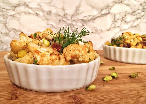 Roasted Mediterranean Cauliflower A True Foods Kitchen Copycat