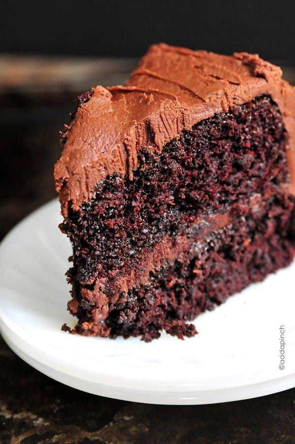 The Best Chocolate Cake Recipe (Ever