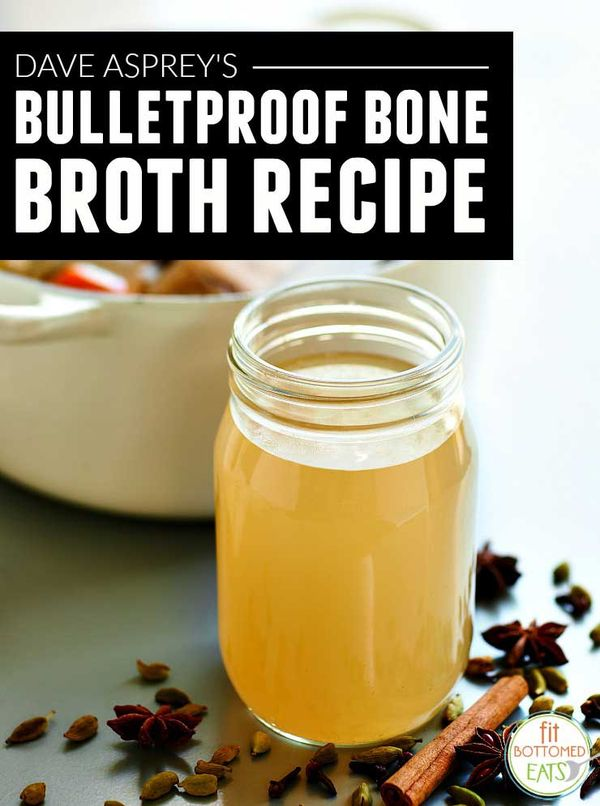 Upgraded Bone Broth