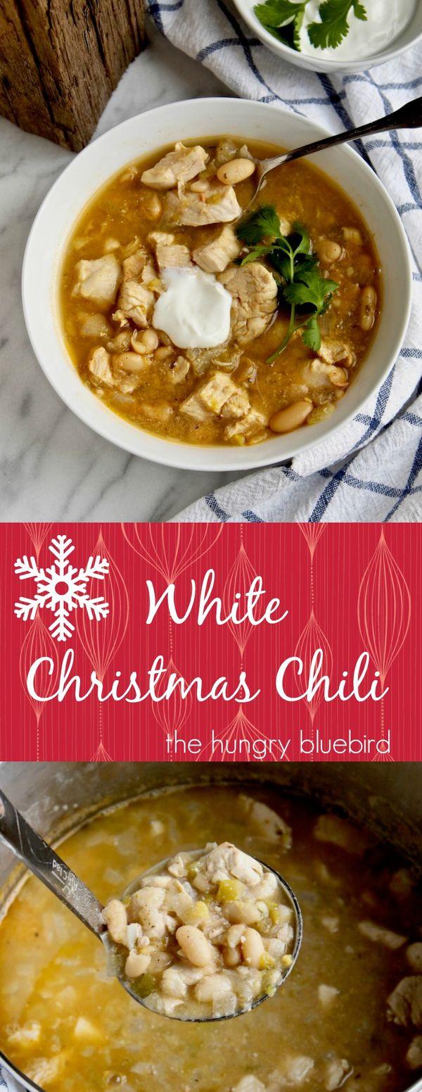 White Christmas Chili