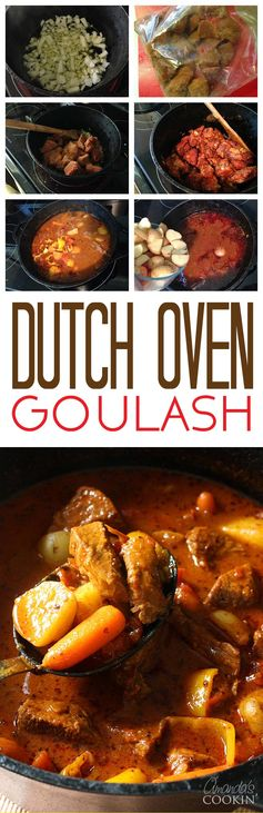Dutch Oven Goulash