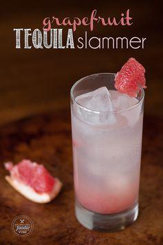 Grapefruit Tequila Slammer