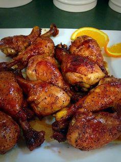 Kickass Chinese Chicken Drumsticks