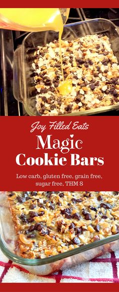 Magic Cookie Bars THM S