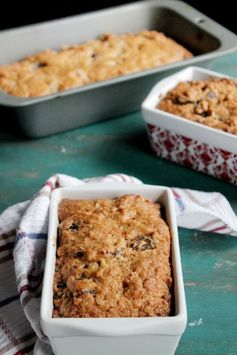 Orange, Date & Nut Loaf (Turte