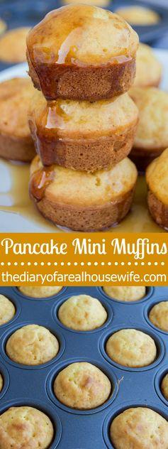 Pancake Mini Muffins