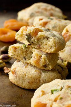 Pistachio Apricot Cookies