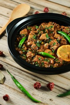 Authentic Chicken Karahi Curry