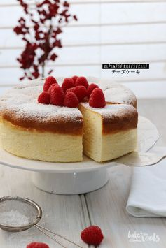 Japanese Cheesecake aka. Cotton Cheesecake