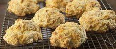 Cheddar & Garlic Biscuits