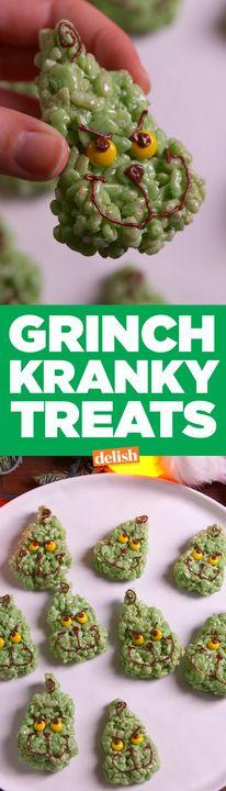 Grinch Kranky Treats