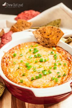 Cheesy Mexican Bean Dip
