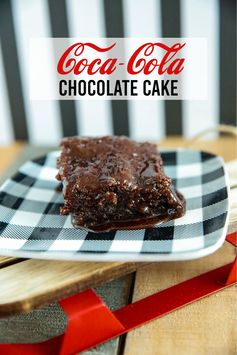Coca-Cola Chocolate Cake