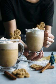 Gingerbread Milk Punch