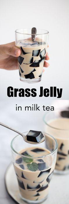 Grass Jelly (cincau