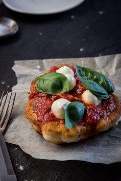 Italian Fried Pizza (Pizza Fritta Napoletana