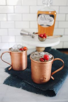 Michigan Mule Cocktail