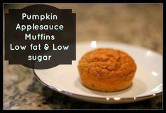 Pumpkin Applesauce (THM E Muffins