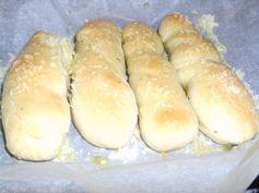 Soft No-Yeast Breadsticks