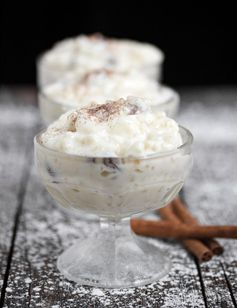 The Classics: The Creamiest Rice Pudding