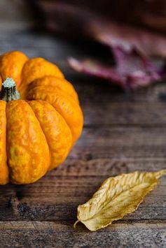 Vegan Pumpkin Spice Cheap-o-chino