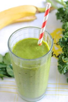 Vitamin-Packed Green Smoothie