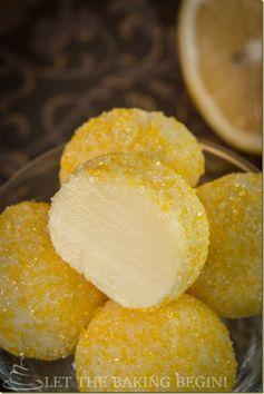 When Life Gives You Lemons…Make Lemon Truffles