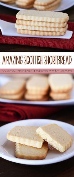 Amazing Scottish Shortbread