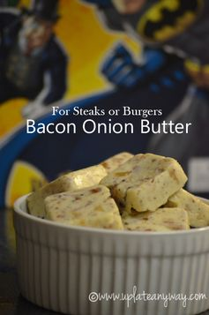 Bacon Onion Butter