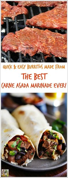 Best Carne Asada Marinade Recipe Ever