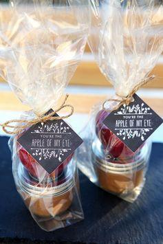 Caramel Apple Dippers
