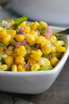 Chipotle's Corn Salsa
