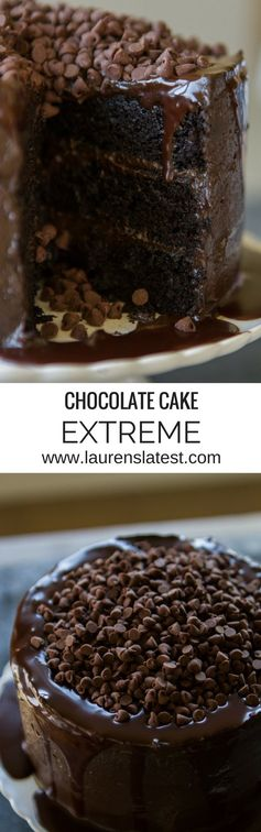 Chocolate Cake Extreme