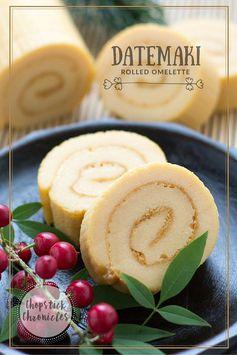 Datemaki (Japanese Rolled Omelette